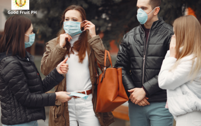How Face Masks Prevent Spread of Covid-19 Virus in the Philippines