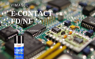 How To Clean Electrical Contacts With E-Contact Cleaner Fast Dry Non Flammable